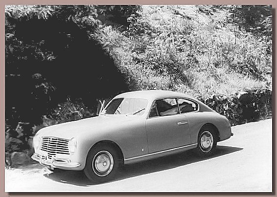 Click on this picture for a spoken version of the Fiat-Pininfarina history - part 1