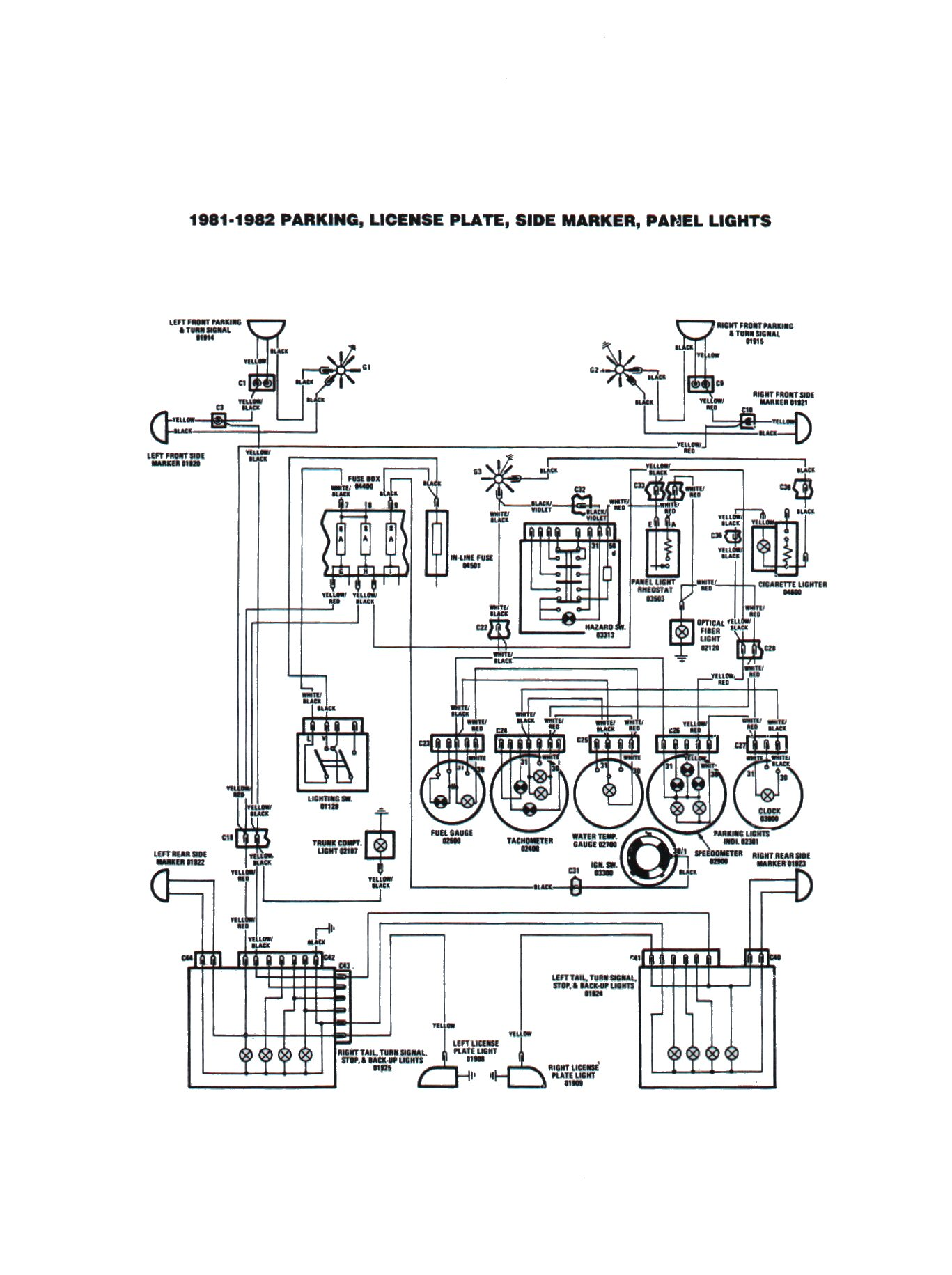 fiat spider wiring diagrams