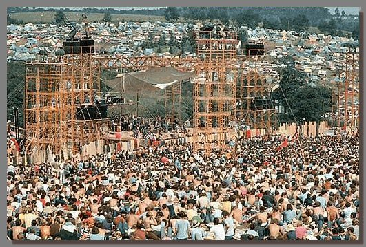 Woodstock Music and Arts Fair 1969